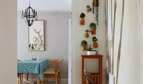 ▲ 萌系壁挂多肉植物装饰系列