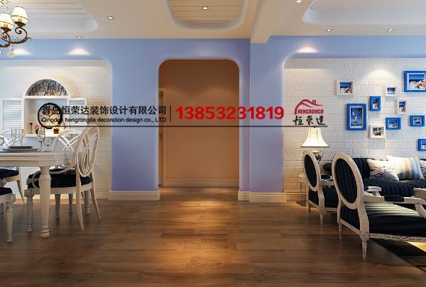 客餐厅走廊设计