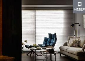 宜家 北欧 客厅图片来自武汉生活家在广电江湾新城三室两厅89平北欧风的分享