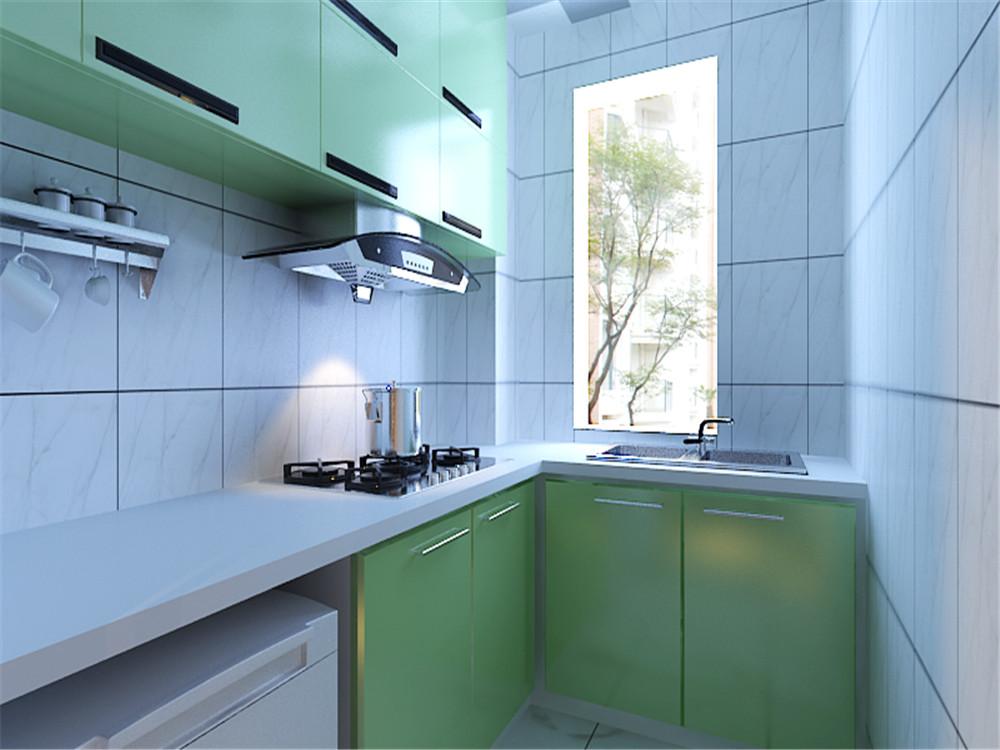 现代装修林凤装饰新房装修沈阳装修厨房装修效果图片