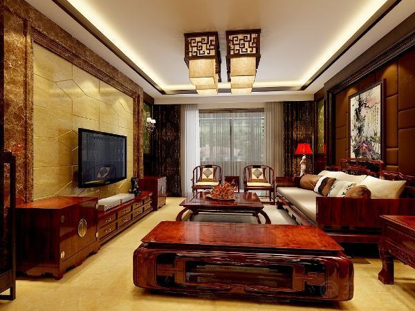 整个设计风格不难看出从顶面简练的线条到地面地砖纹理做到承上启下,首尾呼应,客厅的地砖、从颜色上也做了一个整体的搭配。