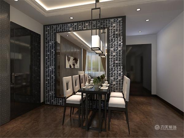 电视背景墙做了简单的中式传统造型镶嵌一些木条先和简单的背景墙