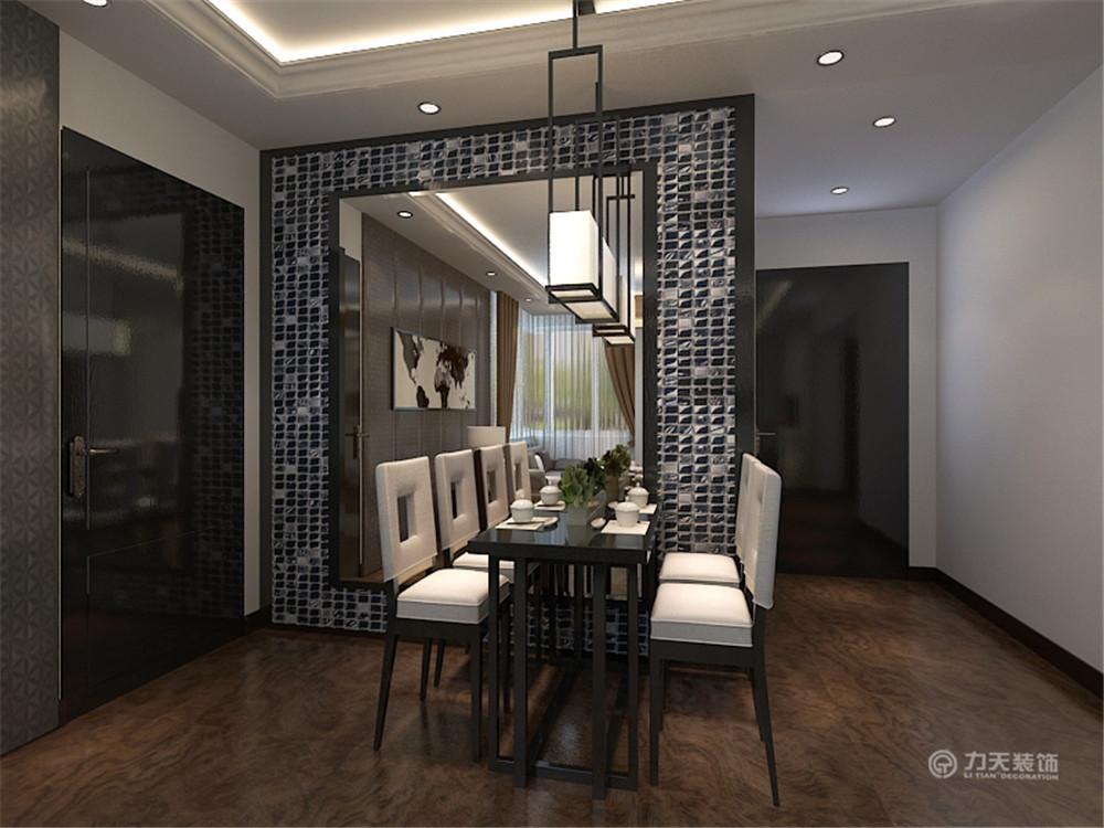 电视背景墙做了简单的中式传统造型镶嵌一些木条先和简单的背景墙图片
