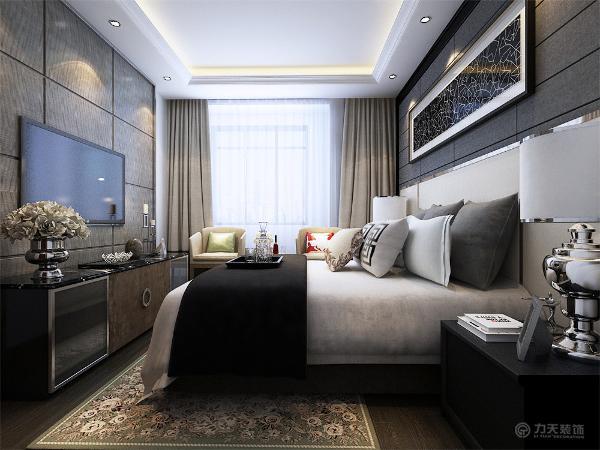 现代简约风格具有很强的实用性,也很适合中国人的居住习惯。