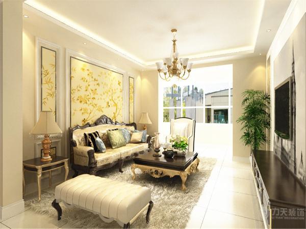 本案为动漫城标准户型4室2厅2卫1厨173.2㎡的户型。这次的设计风格定义为欧式风格。