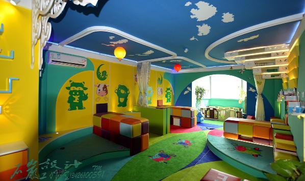 多功能的家具设备加上多方便软包地毯减少孩子玩耍时的碰撞,小朋友们在一起会有不一样的体会和乐趣!