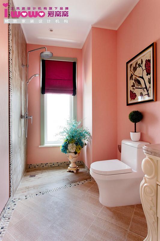 简约 马卡龙 卫生间图片来自爱窝窝精致家装机构在浓情马卡龙的分享