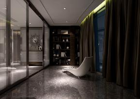 简约 中式 阳台图片来自张勇高级室内设计师在远洋天著新中式设计案例效果展示的分享