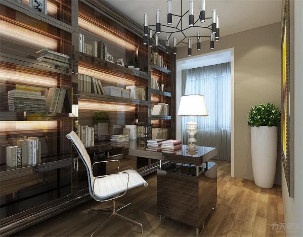 简欧的装修要求只要有一些欧式装修的符号在里面就可以,因此,它其实是兼容性非常强的设计,如果把家具全换掉可以瞬间变成现代风格。