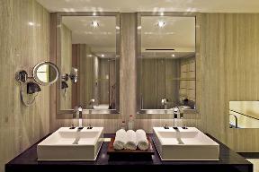 简约 现代 温馨 舒适 时尚前卫 环保 卫生间图片来自北京紫禁尚品国际装饰kangshuai在北京润泽公馆的分享