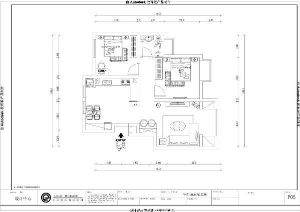 一进入户门正对的是厨房和餐厅,右手方是客厅,往里是一个长过道右手边是次卧室带有飘 窗左手方是主卧室最里面是卫生间,卫生间带有一个飘窗。