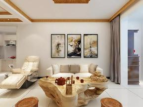 二居 中式 温馨 客厅图片来自tjsczs88在温馨素雅,浪漫中式的分享