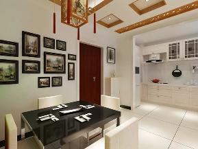 二居 中式 温馨 餐厅图片来自tjsczs88在温馨素雅,浪漫中式的分享