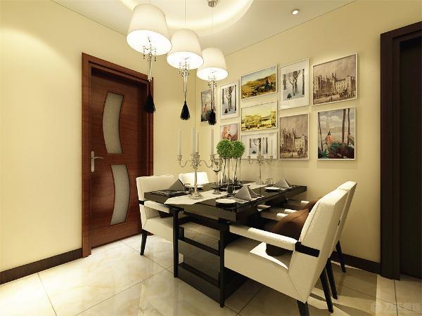 该户型整体风格是现代简约风格。适合于4口之家居住,以简洁明快的设计风格为主调,简洁和实用是现代简约风格的基本特点。