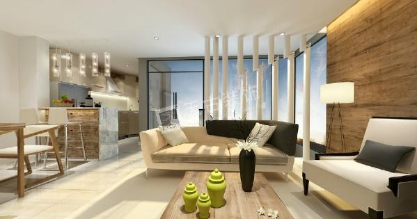 此案为年轻夫妻而设计,他们属于特殊人群,色彩上用得轻松明快,材质的也多用一些贴近人心的温暖的木板,温馨的地砖,力求表达温暖,人性关怀的主体室内空间....