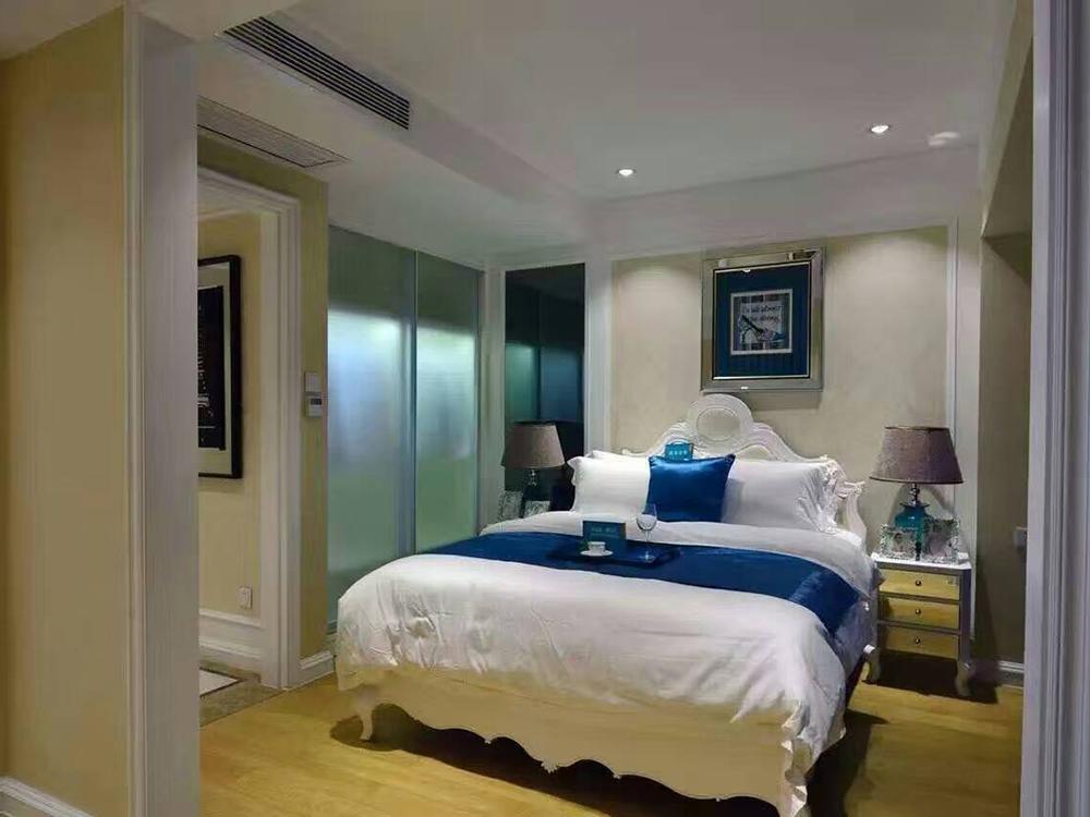 背景墙 房间 家居 酒店 设计 卧室 卧室装修 现代 装修 1000_750图片