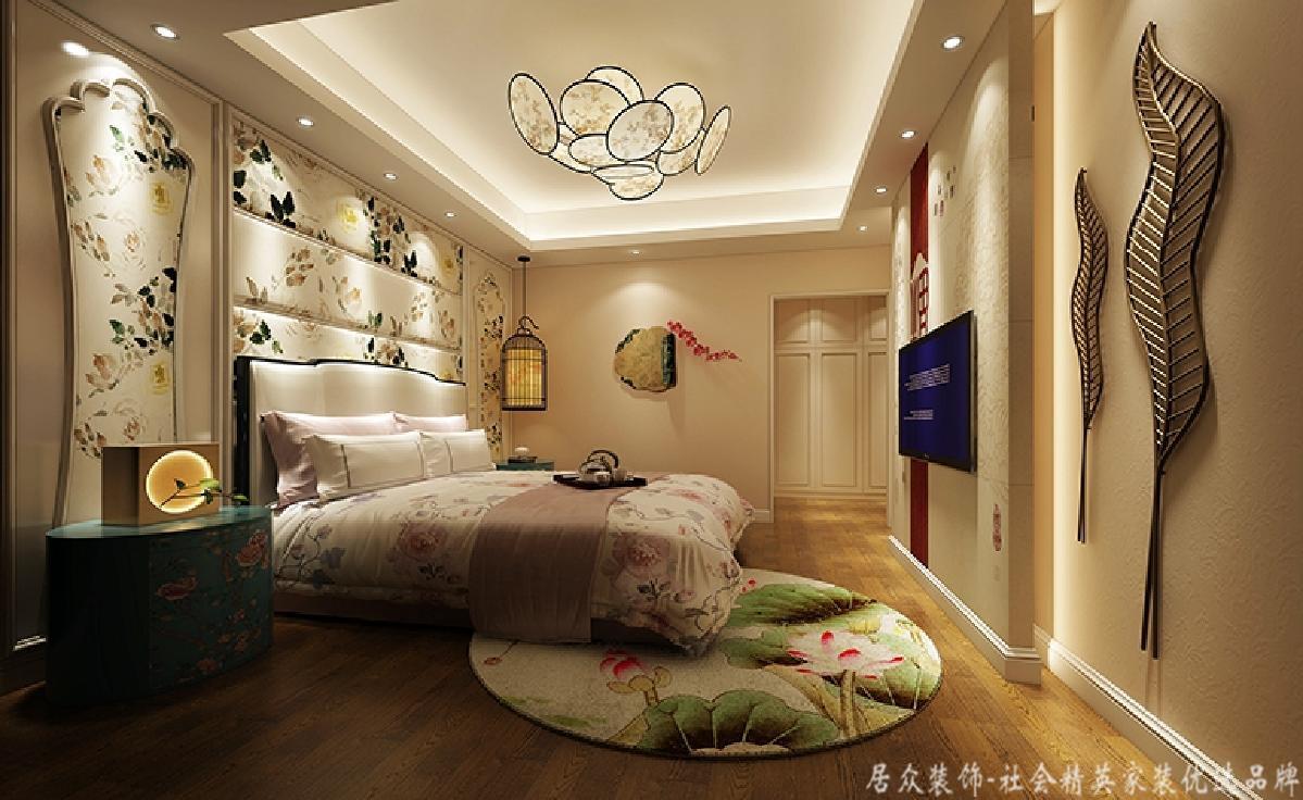 欧式 卧室图片来自深圳居众装饰集团在南山意境-欧式风格-185平米的分享