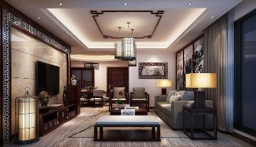 碧桂园 新中式风格