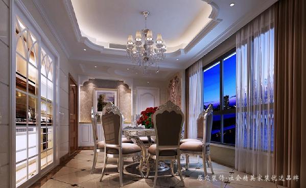 现代欧式元素的整体糅合,黑、白、灰色的简单过渡让家居在闪烁的光影中更显优雅,在保证家居功能性的基础上跟潮流。