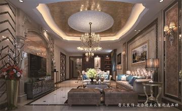 湛江廉江自建房-新古典-500平米