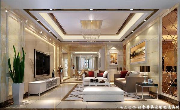 在了解客户的需求之后,设计师使用了入墙式LED灯和设计感十足的顶灯,整体空间的线条流畅,使用暖色系的色调来装饰家里,整体看起来简约但是并不简单,具有现代风格的家具,将这个家变得时尚感十足。