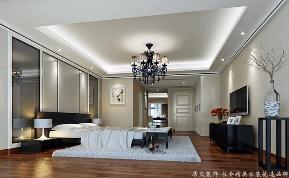 """四居 毛坯 其他 卧室图片来自gz居众装饰在打造现代—""""东湖""""洲的分享"""
