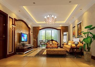 天天家园(150平)古典温馨的家