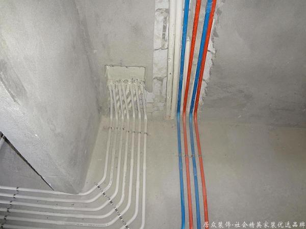 水电阶段,线管敷设