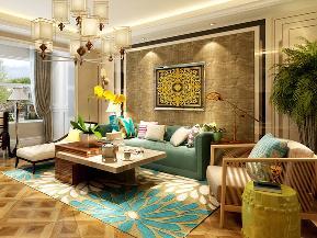 欧式 简约 三居 小清新 客厅图片来自tjsczs88在清新浪漫,温馨简欧的分享