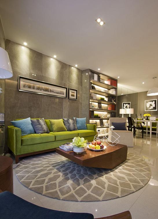 实创装饰完美家装,软装+硬装+定制家具不限量。