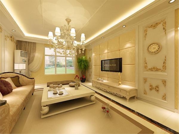 该户型生态城新新家园三室两厅一厨两卫118.5㎡,方正明亮、适于设计。