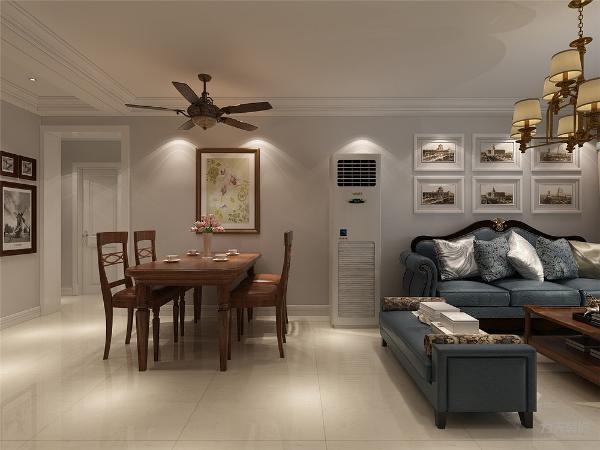 整体设计给人高档奢华,温馨舒适的感受。厨房与餐厅客厅相对,方便就餐和打理。