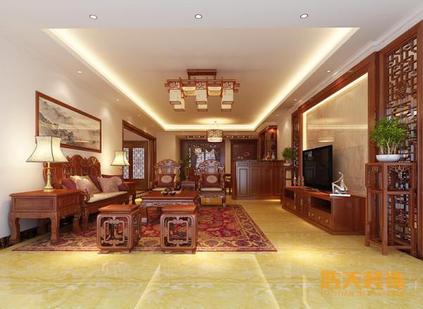 国画、书画及明清家具构成中式设计的最主要元素。但这些家具的价格不菲,成为爱好者的一大障碍。