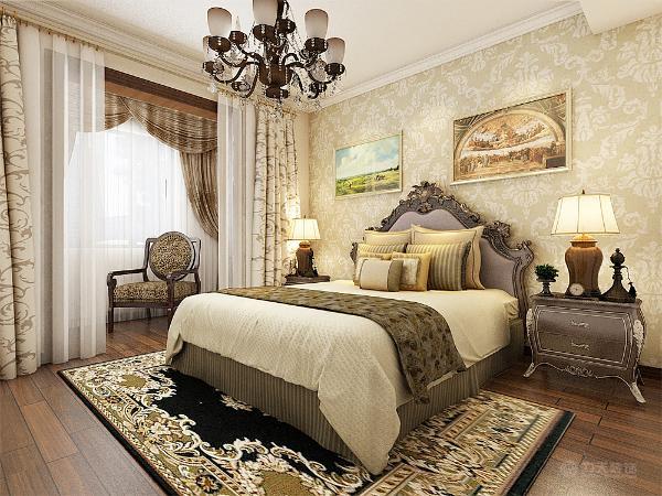 还有浪漫的罗马帘,精美的油画,制作精良的雕塑工艺品,都是点染欧式风格不可缺少的元素。但需要注意的是,这类风格的装修,在面积、空间较大的房间内会达到更好的效果。