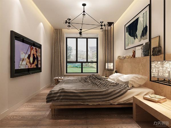 本设计方案家具以纯白,原木色为主,干净透亮。材质以纯棉,布艺为主。使居住者有最舒适的体验。