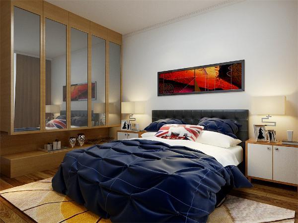 墙壁可以分区域是深色或者浅色,灯可以田园 可以美式 家具白色和深色相间! 以上为主要风格特点,而这次设计中大量运用了混搭元素。为现在的快节奏增添了一种随意感!