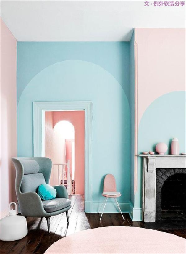 马卡龙治愈色系设计,总给人耳目一新的感觉,在这里可以享受悠悠慢时光。