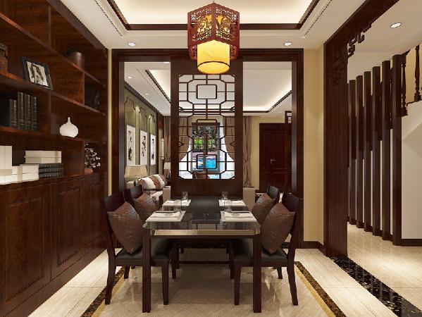 恒大金碧天下-中式风格----餐厅