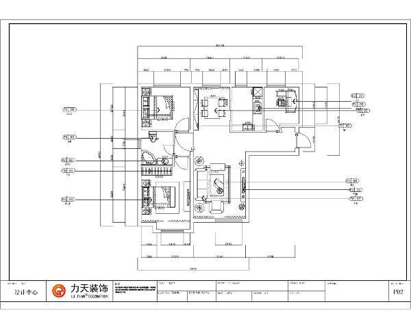 本案为远洋城户型图 C户型 106㎡三室二厅一卫户型。首先,从入户门开入,右手边一个玄关边柜,过道向前走,左手边为客厅,客厅对面为餐厅,厨房与餐厅相邻,厨房有拉门,保证独立的操作空间,方便住户使用