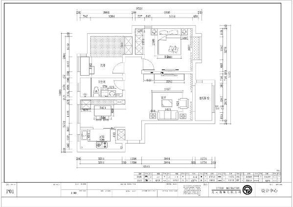 从入户门进入左手边是餐厅和厨房,右手边为客厅,客厅面积很大,采光特别好,卫生间处于餐厅和次卧中间,主我和次卧在整个户型的最里面,且都有很大的窗户,保证了充足的阳光照入,整个户型南北通透,非常适合居住。