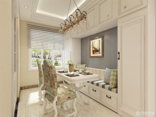 卡座是餐桌带白色的储物柜和二人餐厅的v卡座,1114米四合院设计图图片
