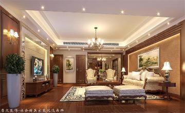 阳光城翡丽湾-美式风格-100㎡