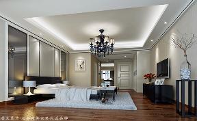 其他 三居 卧室图片来自厦门居众装饰设计工程有限公司在天湖城天源-其他-190㎡的分享