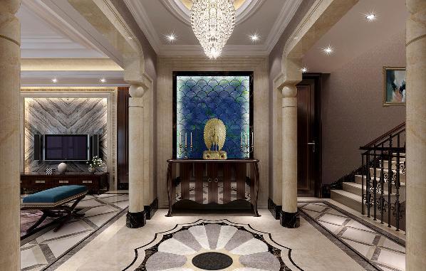欧式风格沿袭古典欧式风格的主元素,融入了现代的生活元素。欧式的居室有的不只是豪华大气,更多的是惬意和浪漫。
