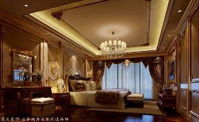 四居 其他 卧室图片来自厦门居众装饰设计工程有限公司在海沧万科城-其他-190㎡的分享