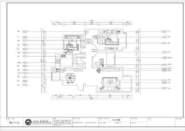 从入户门进入左手边是玄关的位置,玄关的右手边是客厅的位置,餐厅在客厅的对侧,南北通透,通风采光好。简洁实用的洗衣间与厨房共有一个阳台。餐厅的前方是厨房的位置,厨房呈L,动线清晰,布局合理。