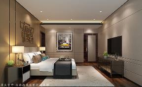 三居 其他 卧室图片来自厦门居众装饰设计工程有限公司在水晶国际-其他风格-160㎡的分享