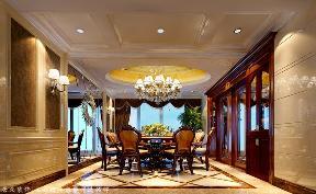 复式 其他 餐厅图片来自合肥居众装饰设计工程有限公司在半岛1号-其他风格-280㎡的分享