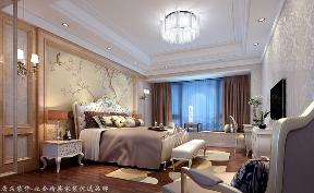 其他 四居 卧室图片来自厦门居众装饰设计工程有限公司在水晶湖郡-其他风格-166㎡的分享