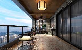 其他 四居 阳台图片来自厦门居众装饰设计工程有限公司在水晶湖郡-其他风格-166㎡的分享